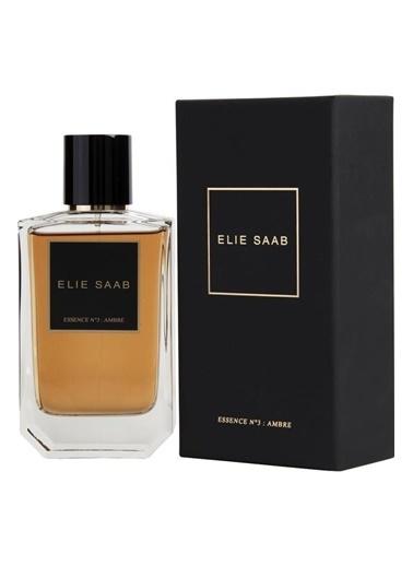 Elie Saab Essence No. 3 Ambre 100 Ml Unisex Parfüm Renksiz